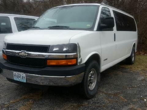 2004 Chevrolet Express Passenger