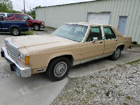 Ford ltd for sale carsforsale 1986 ford ltd crown victoria for sale in boonville mo sciox Gallery