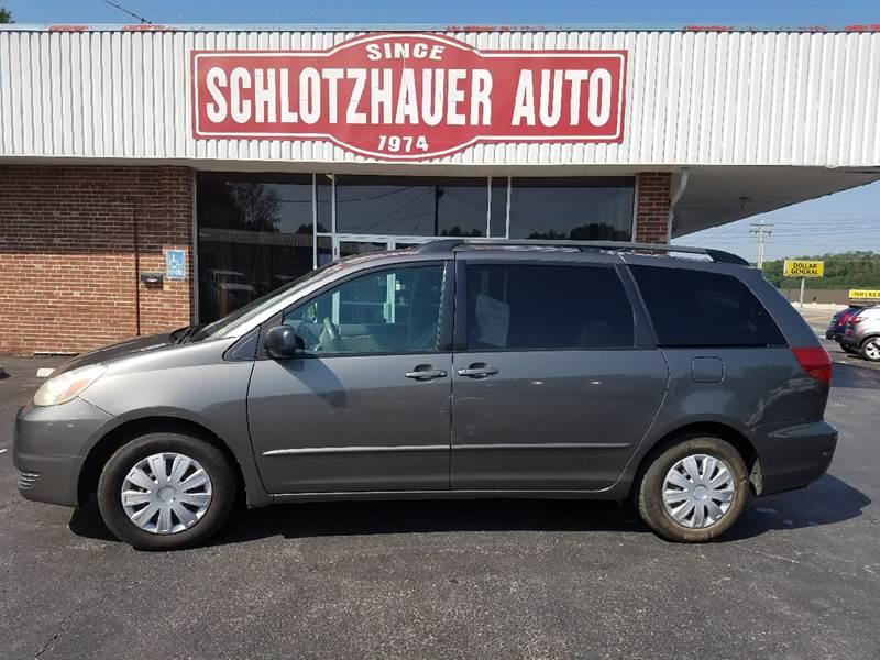 2005 Toyota Sienna LE 7-Passenger 4dr Mini-Van - Boonville MO