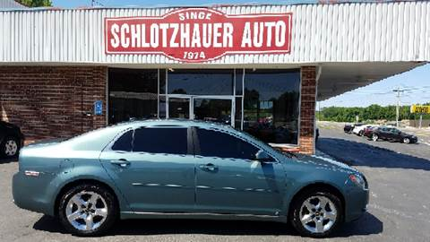 2009 Chevrolet Malibu for sale in Boonville, MO