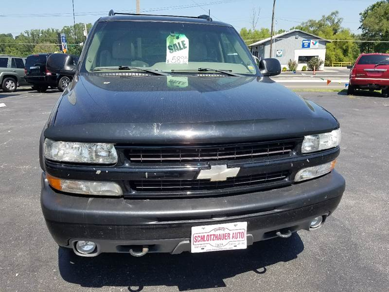 2003 Chevrolet Tahoe LT 4WD 4dr SUV - Boonville MO
