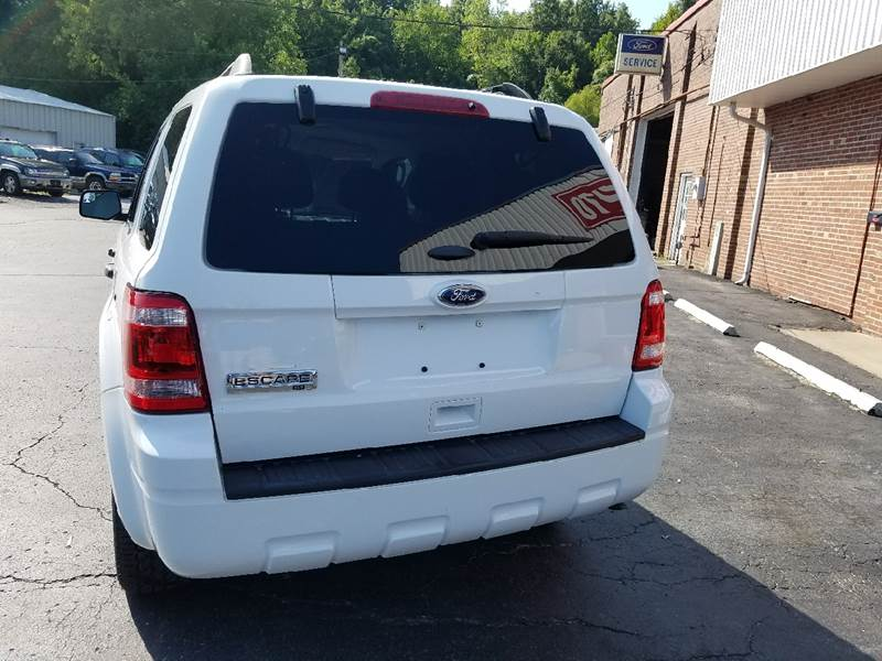 2012 Ford Escape XLT 4dr SUV - Boonville MO