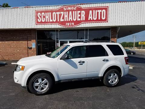 2012 Ford Escape for sale in Boonville, MO