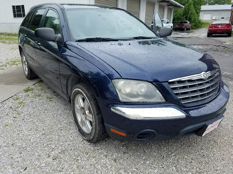 2006 Chrysler Pacifica AWD Touring 4dr Wagon - Boonville MO
