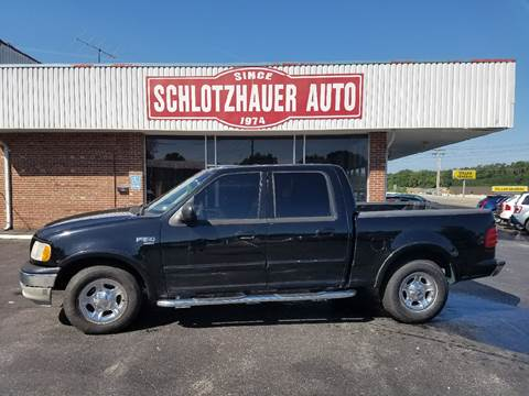 2001 Ford F-150 for sale in Boonville, MO