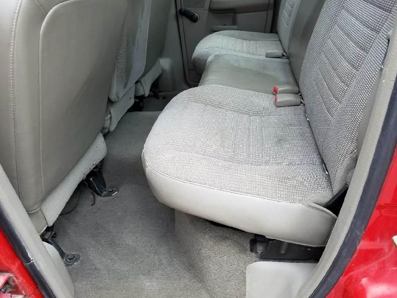 2006 Dodge Ram Pickup 1500 SLT 4dr Quad Cab 4WD SB - Boonville MO