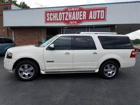 2007 Ford Expedition EL for sale in Boonville, MO