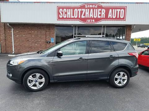 2015 Ford Escape for sale in Boonville, MO