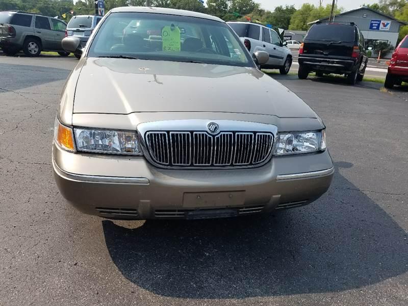 2001 Mercury Grand Marquis LS Premium 4dr Sedan - Boonville MO