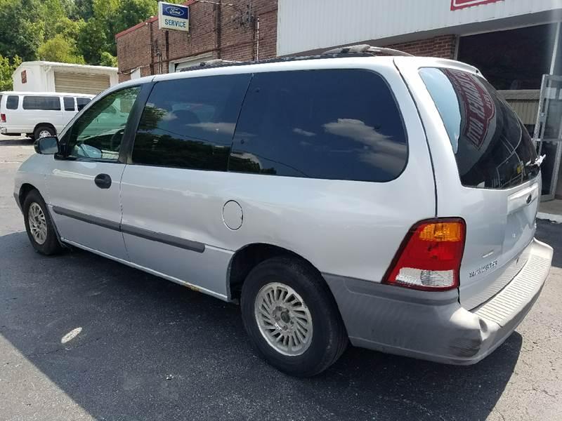 1999 Ford Windstar 3dr LX Mini-Van - Boonville MO