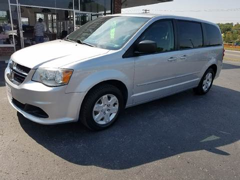 2011 Dodge Grand Caravan for sale in Boonville, MO
