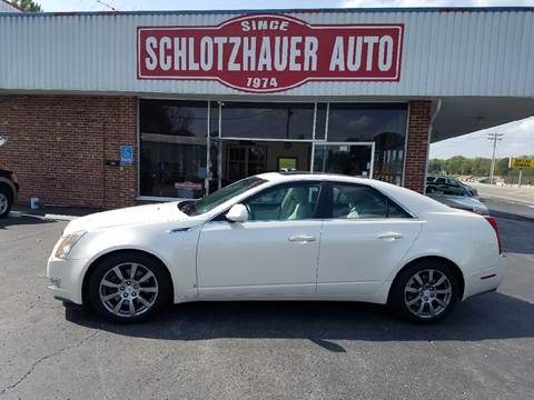 2008 Cadillac CTS for sale in Boonville, MO
