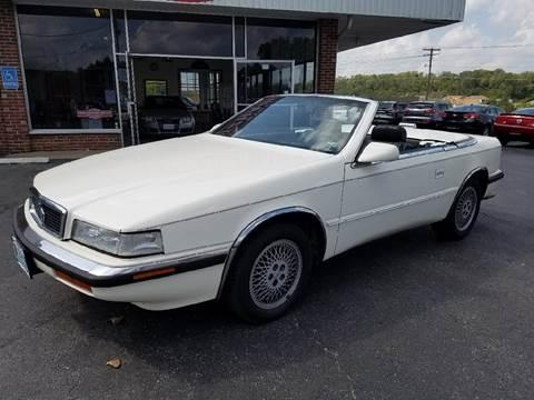 1991 Chrysler TC