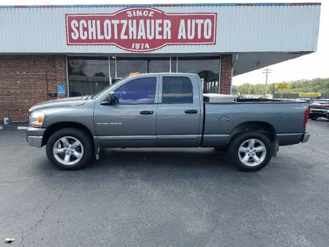 2006 Dodge Ram Pickup 1500 for sale in Boonville, MO