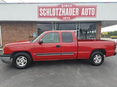 2004 Chevrolet Silverado 1500 for sale in Boonville, MO