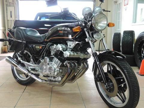 1980 Honda CBX 1000 for sale at Goval Auto Sales in Pompano Beach FL