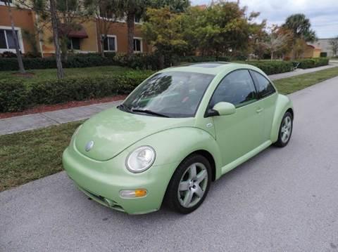 2003 Volkswagen New Beetle for sale in Pompano Beach, FL