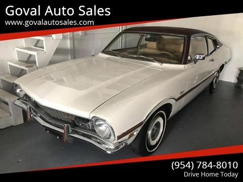 1972 Ford Maverick for sale in Pompano Beach, FL