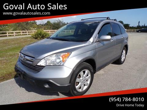 2007 Honda CR-V for sale in Pompano Beach, FL