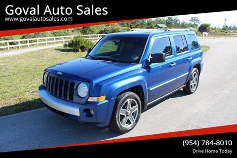 2009 Jeep Patriot for sale in Pompano Beach, FL