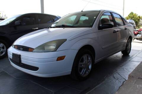 2003 Ford Focus for sale at Goval Auto Sales in Pompano Beach FL