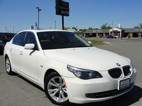 2010 BMW 5 Series for sale at Perfect Auto in Manassas VA