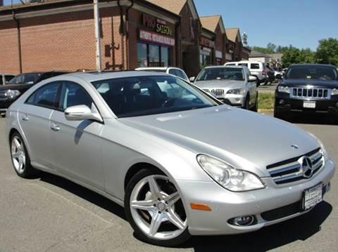 2009 Mercedes-Benz CLS for sale in Manassas, VA