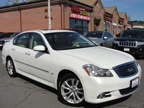 2008 Infiniti M35 for sale in Manassas, VA