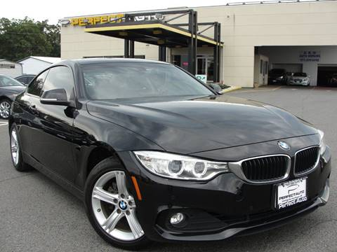 2014 BMW 4 Series for sale at Perfect Auto in Manassas VA
