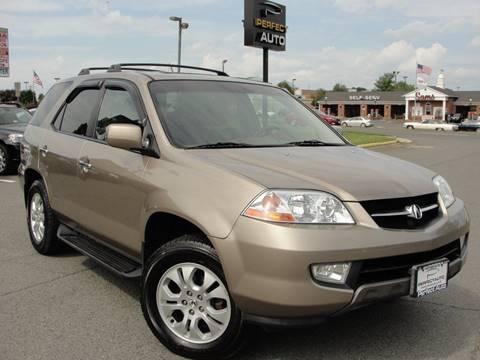 2003 Acura MDX for sale in Manassas, VA