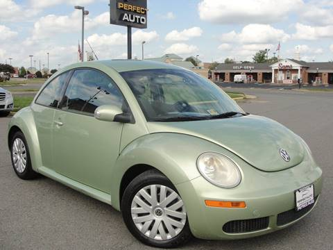 2010 Volkswagen New Beetle for sale in Manassas, VA