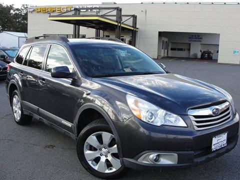 2010 Subaru Outback for sale in Manassas, VA