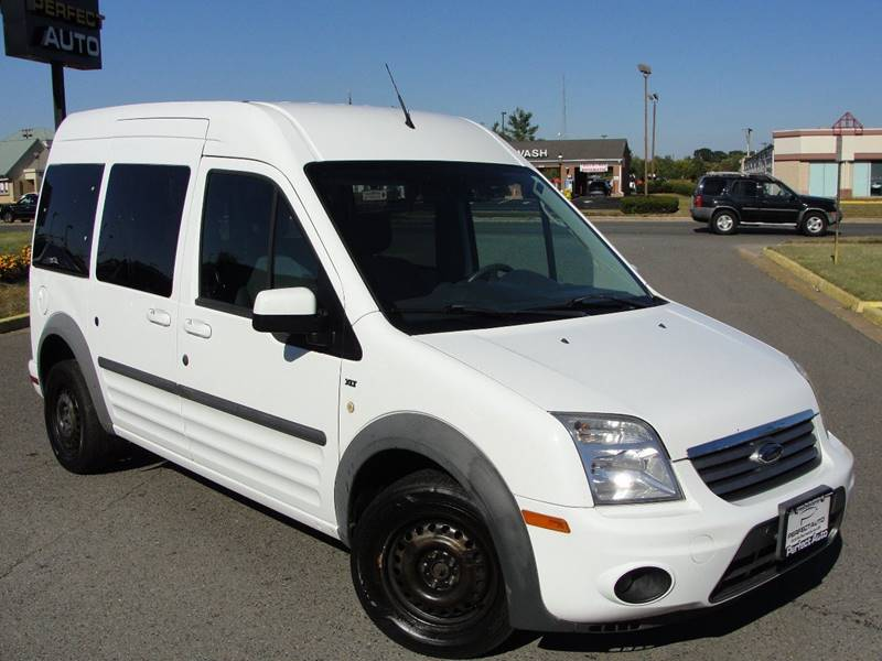2012 Ford Transit Connect for sale at Perfect Auto in Manassas VA