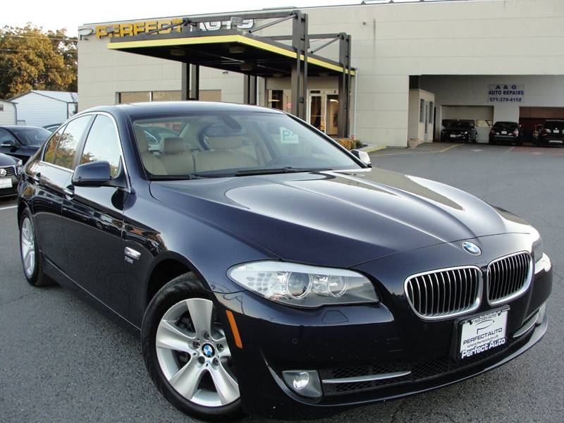 2012 BMW 5 Series for sale at Perfect Auto in Manassas VA