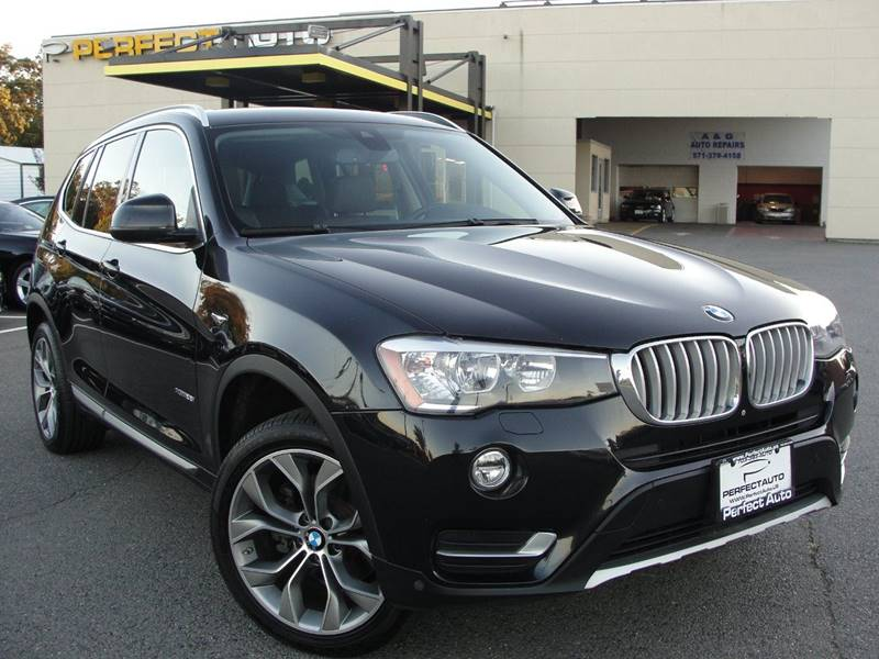 2015 BMW X3 for sale at Perfect Auto in Manassas VA