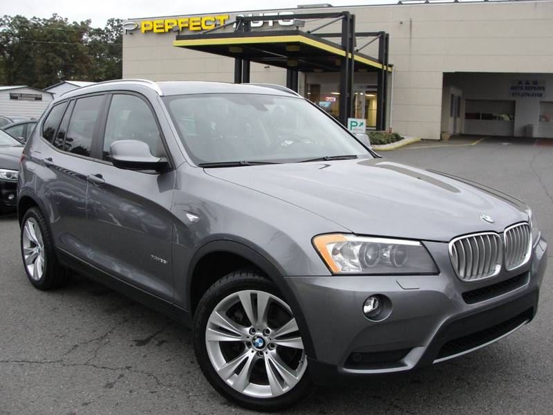 2014 BMW X3 for sale at Perfect Auto in Manassas VA