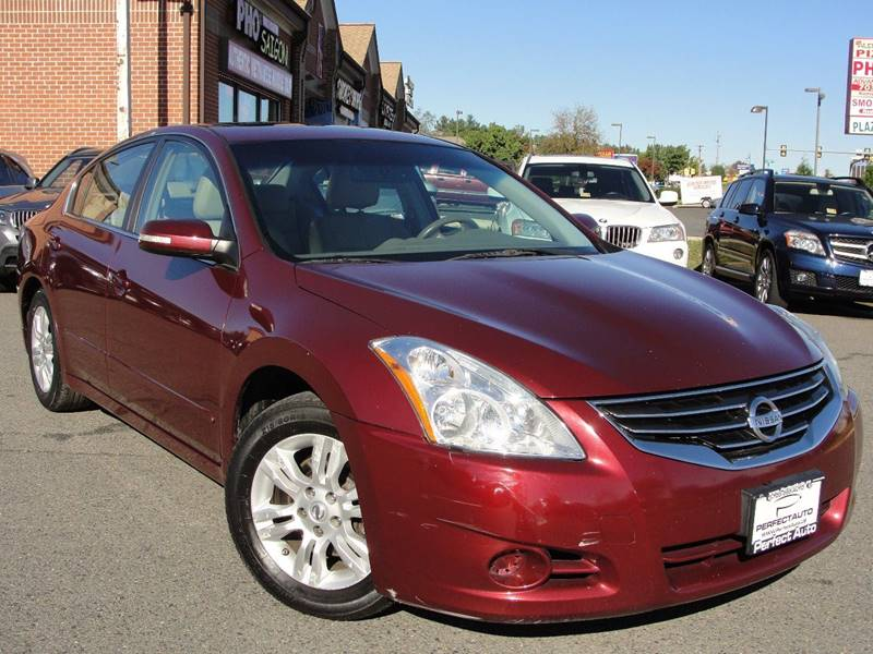 2010 Nissan Altima for sale at Perfect Auto in Manassas VA