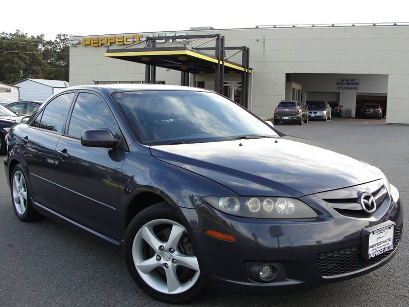 2007 Mazda MAZDA6 for sale at Perfect Auto in Manassas VA