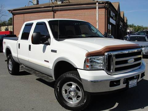 2005 Ford F-250 Super Duty for sale at Perfect Auto in Manassas VA