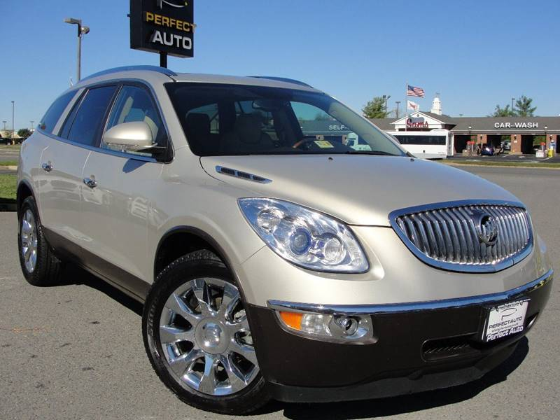 2011 Buick Enclave for sale at Perfect Auto in Manassas VA