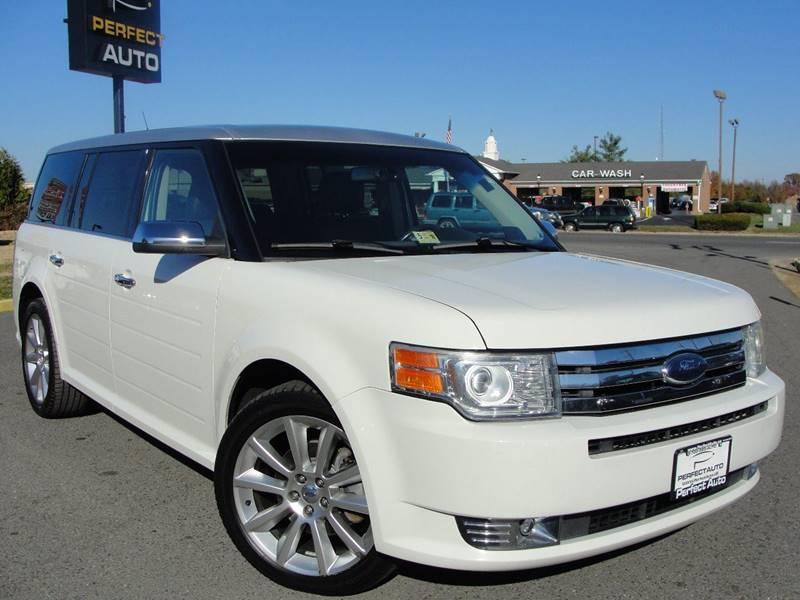 2010 ford flex limited in manassas va - perfect auto