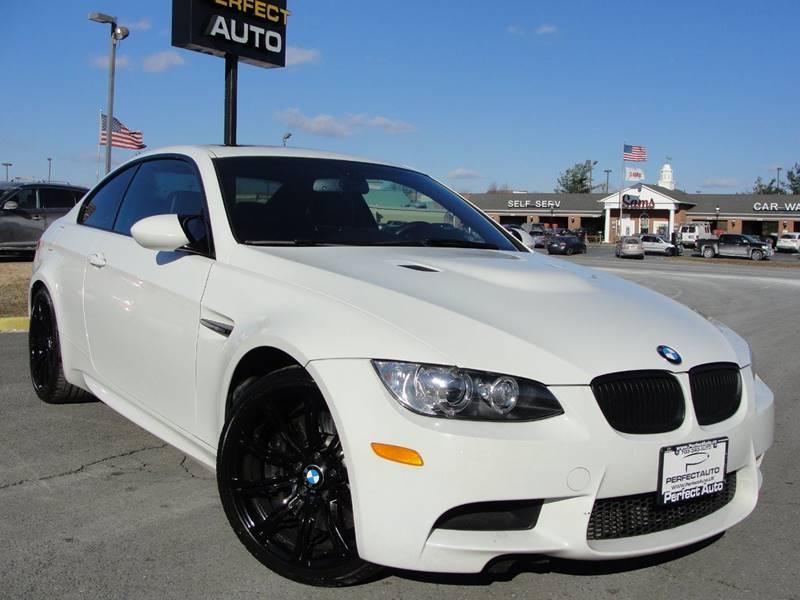 BMW M In Manassas VA Perfect Auto - 2010 bmw m3 price