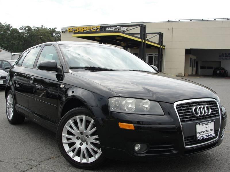 Audi A T In Manassas VA Perfect Auto - 2007 audi a3