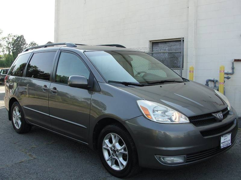 Lovely 2005 Toyota Sienna For Sale At Perfect Auto In Manassas VA