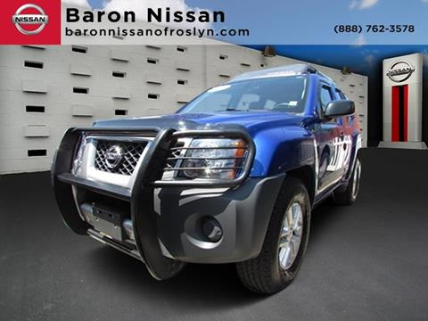 2014 Nissan Xterra for sale in Roslyn Li, NY