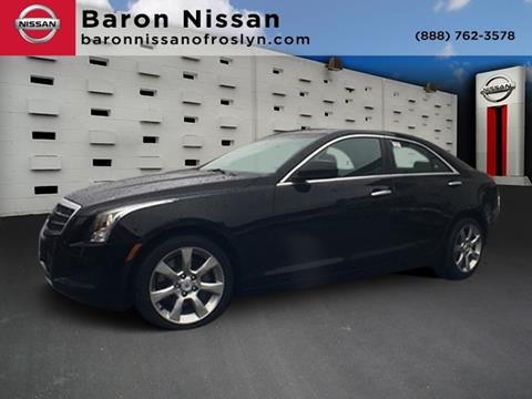 2014 Cadillac ATS for sale in Roslyn Li NY