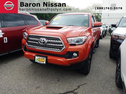 2016 Toyota Tacoma for sale in Roslyn Li, NY