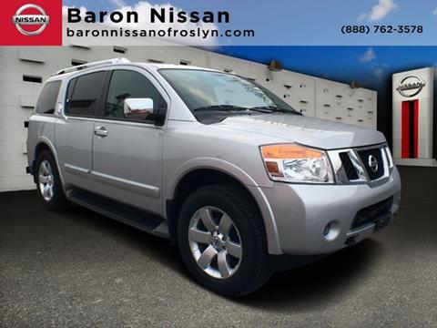 2013 Nissan Armada for sale in Roslyn Li NY