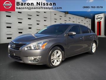2014 Nissan Altima for sale in Roslyn Li, NY