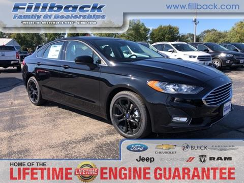 2020 Ford Fusion for sale in Boscobel, WI